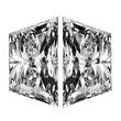 Trapezoid Diamond Pairs 0.31ct - F VVS