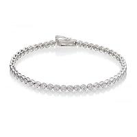 Diamond Tennis Bracelet - 2.90 carats total