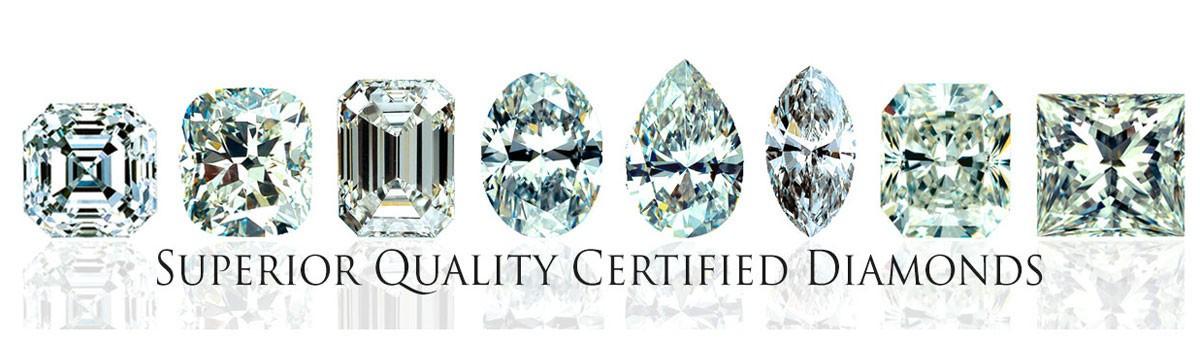 Superior Quality Diamonds
