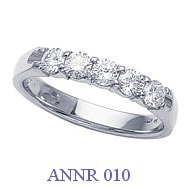 Diamond Anniversary Ring - ANNR 010