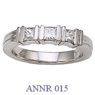 Diamond Anniversary Ring - ANNR 015