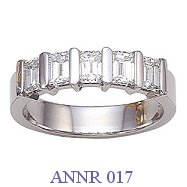 Diamond Anniversary Ring - ANNR 017