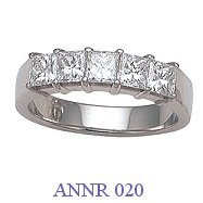 Diamond Anniversary Ring - ANNR 020
