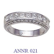 Diamond Anniversary Ring - ANNR 021