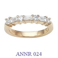 Diamond Anniversary Ring - ANNR 024