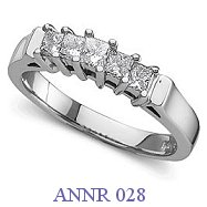 Diamond Anniversary Ring - ANNR 028