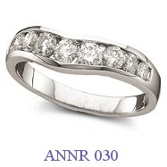 Diamond Anniversary Ring - ANNR 030