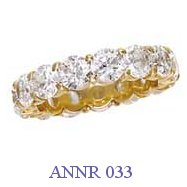 Diamond Anniversary Ring - ANNR 033