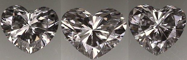 Heart Cut Diamonds