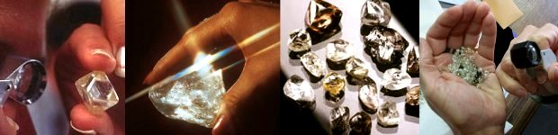 Conflict Free Rough Diamonds